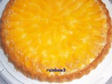 Backen: Mandarinen-Torte - Rezept