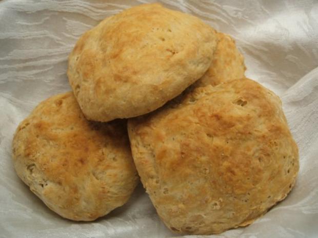 Brot/Brötchen: Mittwochs-Brötchen - Rezept