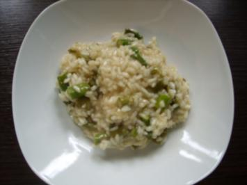 Spargelrisotto - Rezept