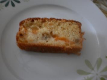 Stachelbeer-Aprikosen-Rührkuchen vom Land - Rezept
