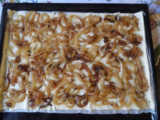 Zwiebelkuchen 4 - Rezept - Bild Nr. 6