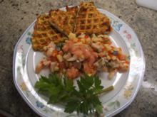 Fisch: Fischsalat - Rezept