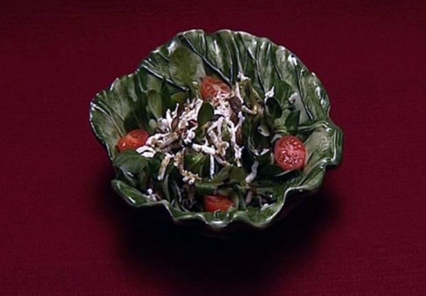 Vogerlsalat (Claudia Obert) - Rezept