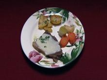Tafelspitz mit Apfelkren und Rösterdäpfel (Claudia Obert) - Rezept