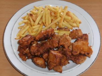 Fleisch: Hühnerbrust, asiatisch mariniert - Rezept