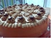 Mokka-Schokoladen-Torte - Rezept