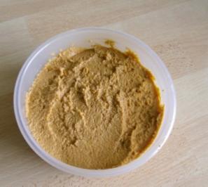 Oliven-Linsen Aufstrich - Rezept