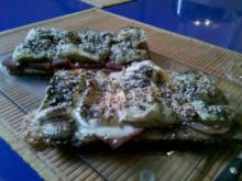 Abendbrot: Überbackenes Brot - Rezept