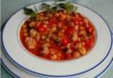 Bohnensuppe - Rezept
