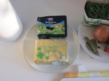 Frische Bärlauch – Butter - Rezept