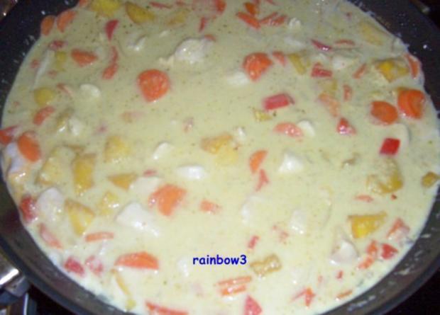 Kochen: Asiatische Hähnchenpfanne - Rezept - Bild Nr. 7