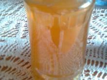 Zitronengelee mit Amaretto - Rezept