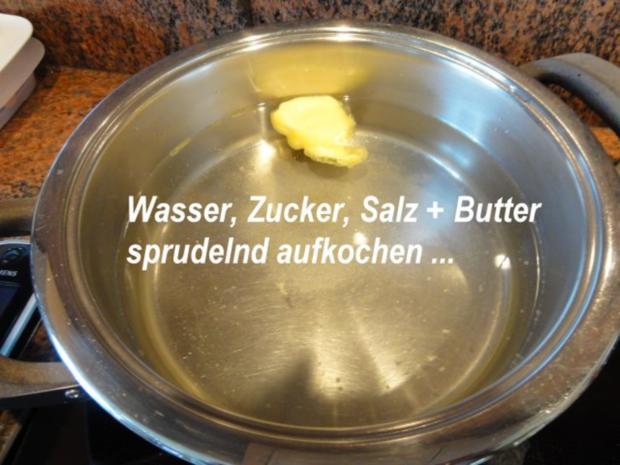 Gemüse:   SPARGEL mit Kräuterbutter und Schinkenröllchen - Rezept - Bild Nr. 4