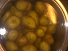 kartoffeln lieben knoblauch - Rezept