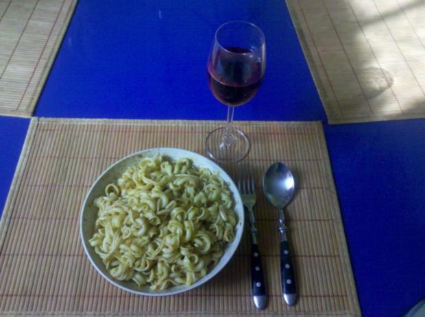 Nudeln: Rollinis mit Thai Green Curry-Pesto - Rezept - Bild Nr. 5