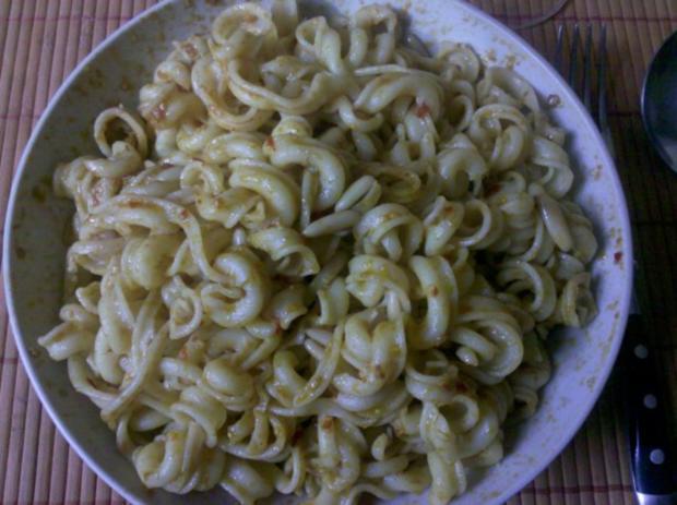 Nudeln: Rollinis mit Thai Green Curry-Pesto - Rezept - Bild Nr. 8