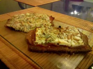 Abendbrot: Pikantes Brot - Rezept