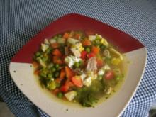 Hühnereintopf - Rezept