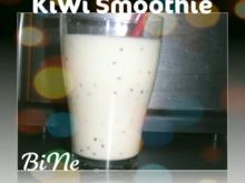 BiNe` S KIWI SMOOTHIE - Rezept