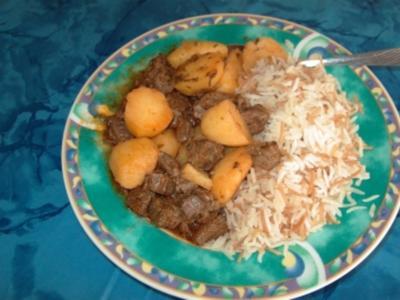 Jachanet Batata - Rezept