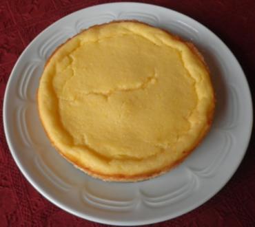 Kleiner Rhabarberkuchen ... - Rezept