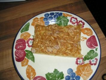 "Apfelkuchen nach ""Großmutter Art"" - Rezept"