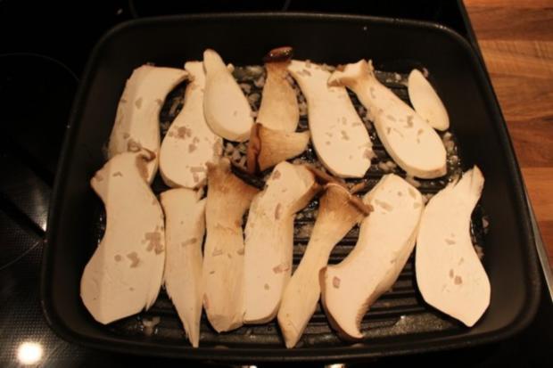 Gnocchi mit Kräuterseitlingen - Rezept - Bild Nr. 2