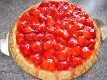 Kuchen & Torten : Erdbeerkuchen - Rezept