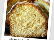 Mandarin-Orangen Rührkuchen - Rezept