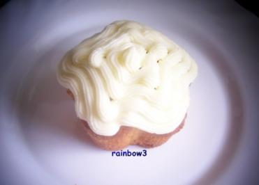 Backen: Orangige Buttermilch-Cupcakes - Rezept