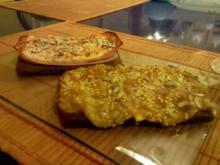 Abendbrot: Überbackenes Brot II - Rezept