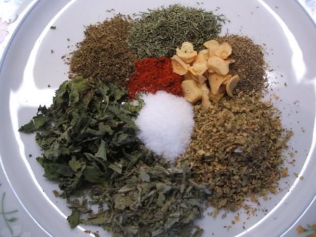 Gewürzmischungen: Italienische Gewürzmischung - Rezept