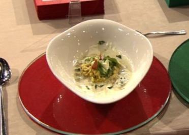 Persische Linsensuppe à la Henssler - Rezept