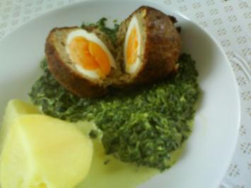Scottish Eggs XL - Rezept