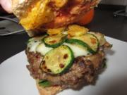 Schlemmer-Burger - Rezept