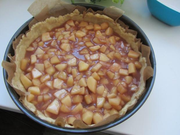 Ganz schneller Thorsten -teig - Apfelkuchen - Klein und Groß - Rezept - Bild Nr. 6