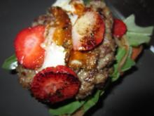 Gourmet-Burger - Rezept