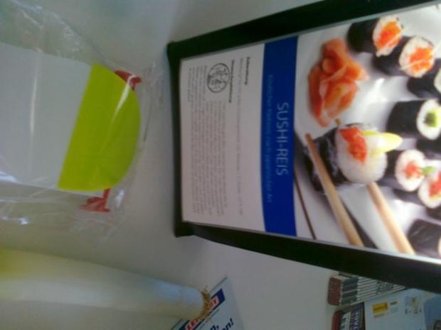 Sushi selbst Gemacht. - Rezept - Bild Nr. 6