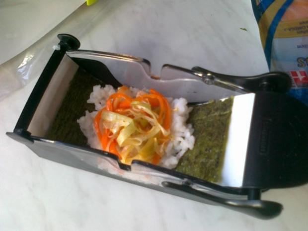 Sushi selbst Gemacht. - Rezept - Bild Nr. 31