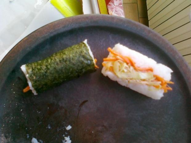 Sushi selbst Gemacht. - Rezept - Bild Nr. 34