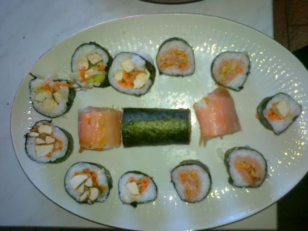 Sushi selbst Gemacht. - Rezept - Bild Nr. 38
