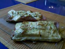 Abendbrot: Überbackenes Brot IV - Rezept