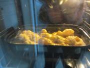 Blumenkohl – Auflauf mit Geflügelgulasch - Rezept