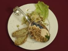 Büsumer Krabbencocktail auf knackigem Salatbett (Tobias Schönenberg) - Rezept