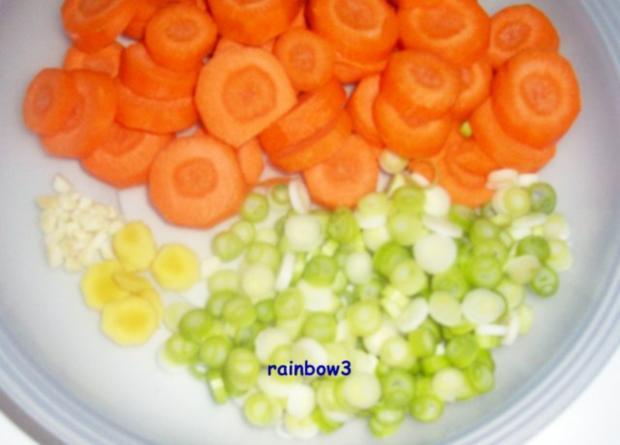 Kochen: Asiatische Möhren-Suppe - Rezept - Bild Nr. 2