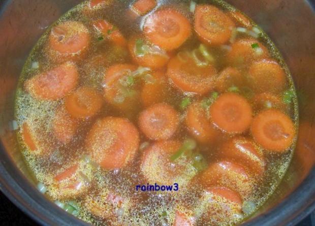 Kochen: Asiatische Möhren-Suppe - Rezept - Bild Nr. 3