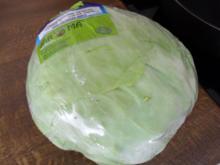 Jaromakohl- Kartoffelgemüse - scharf gewürzt mit erlesenen Gewürzen - Rezept
