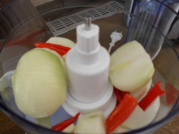 Jaromakohl- Kartoffelgemüse - scharf gewürzt mit erlesenen Gewürzen - Rezept - Bild Nr. 5