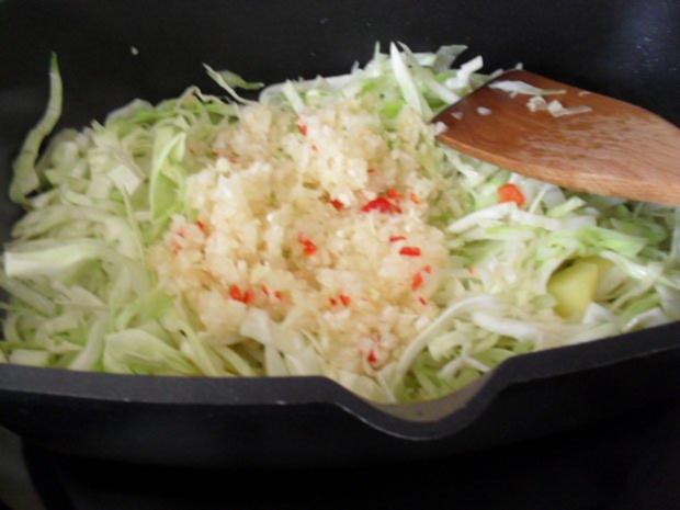 Jaromakohl- Kartoffelgemüse - scharf gewürzt mit erlesenen Gewürzen - Rezept - Bild Nr. 7