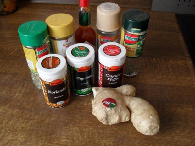 Jaromakohl- Kartoffelgemüse - scharf gewürzt mit erlesenen Gewürzen - Rezept - Bild Nr. 8